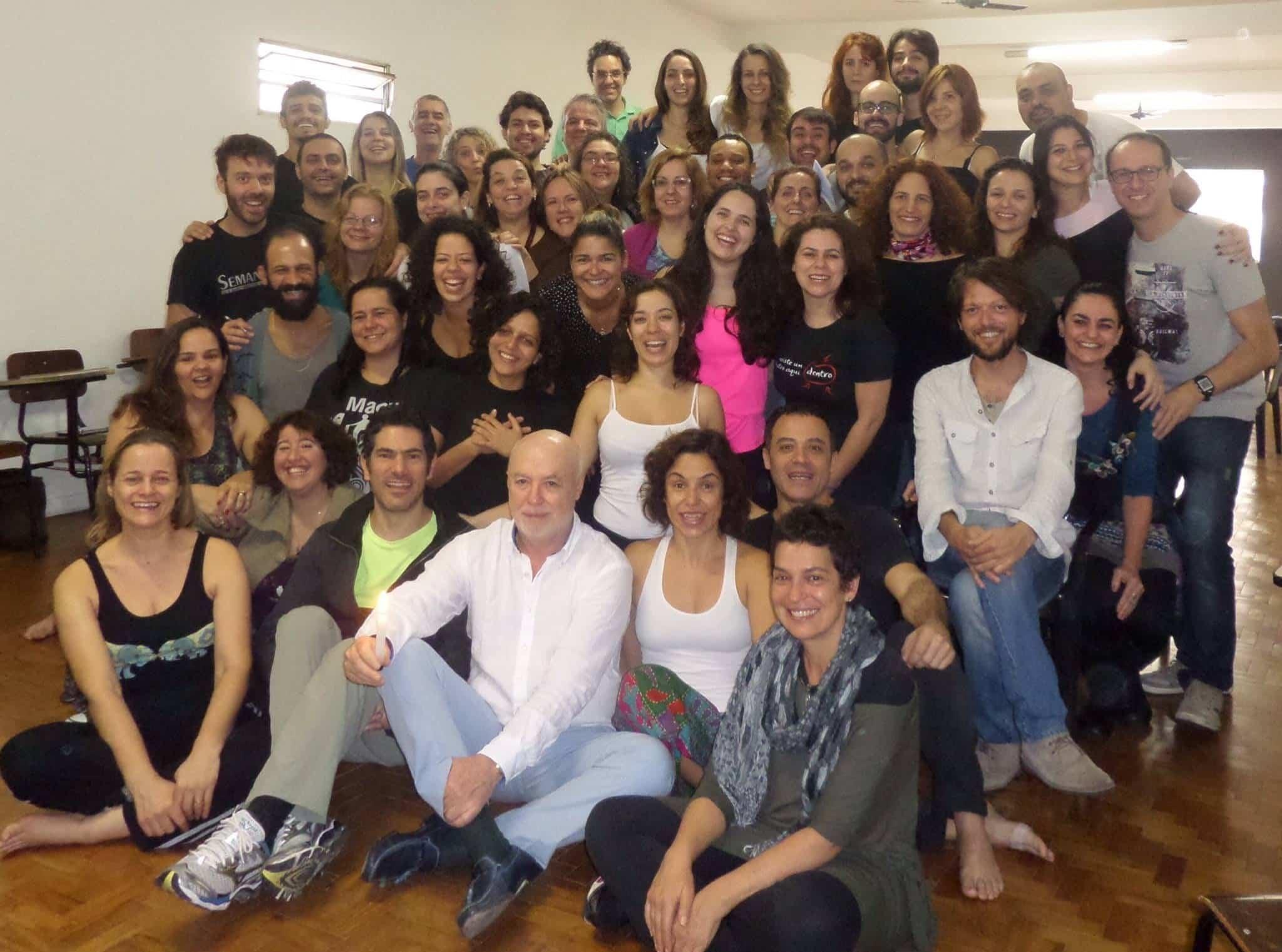 Encontros com Jurij Alschitz no MACU | Teatro Escola Macunaíma
